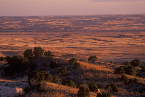 07 Incredible Light On Northern Plains Of Texas